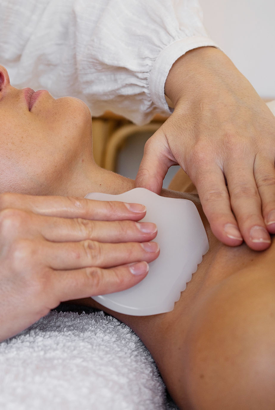 LImpieza facial profunda en sedatio madrid